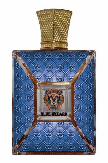 BLUE WIZARD By Royal Creed. France. Eau De Parfum Spay for Men.,