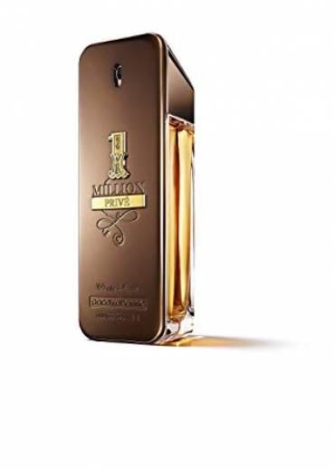 1 Million Prive by Paco Rabanne for Men 3.4 oz Eau de Parfum Spray, 2nd Most long lasting eau de parfum