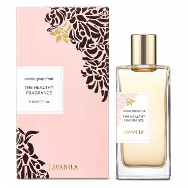 Lavanila - The Healthy Fragrance Clean and Natural, Vanilla Grapefruit Perfume for Women, A clean fragrance for skin allergies