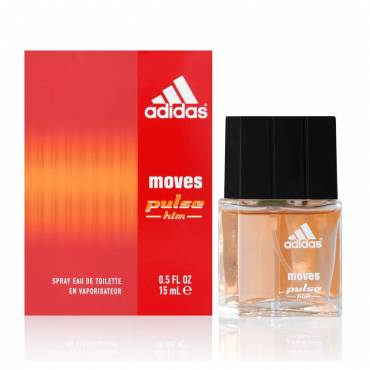 Adidas Moves Pulse by Coty for Men , A perfect gift for the man in your life