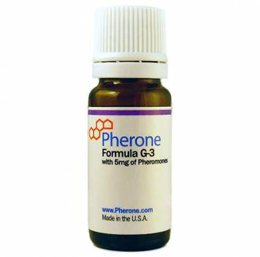 Pherone Formula G-3 for Men, G-3 Pure Human Pheromones