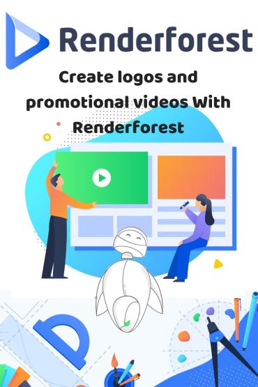 Renderforest , Online Animated video maker, animation, logo, and website maker