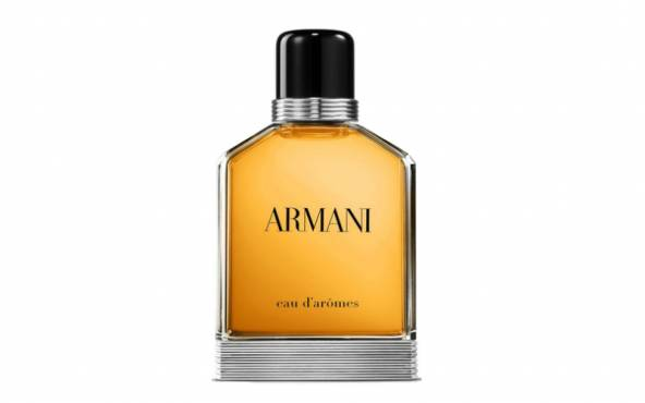Armani Eau D'Aromes, The Perfume with strong citrus components