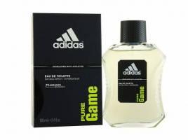 Adidas Eau de Toilette Spray for Men, Pure Game